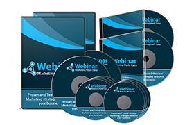 Webinar Marketing Made Easy Upgrade Package