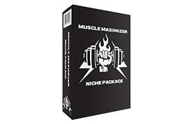 Muscle Maximizer Niche Package