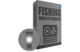 Fishing Video Site Builder