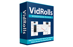 VidRoll WP Plugin