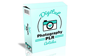 Digital Photography PLR Articles
