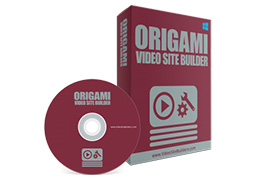 Origami Video Site Builder