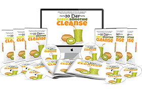 Green Smoothie Cleanse Upgrade Package