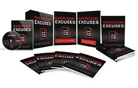 Overcome Excuses Upgrade Package