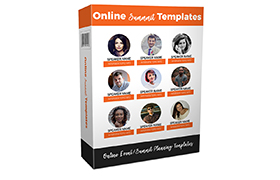 Online Summit Templates