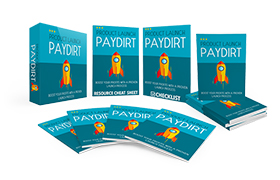 Product Launch Paydirt Upgrade Package