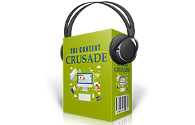 The Content Crusade