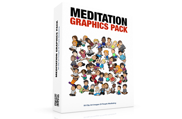 Meditation Graphics Pack