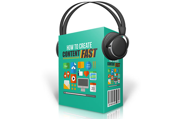 How To Create Content Fast