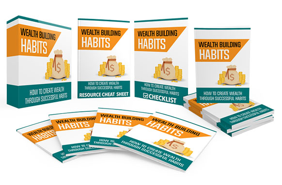 Wealth Building Habits Upgrade Package