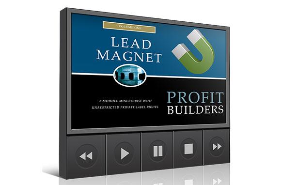 Lead Magnet Profit Builders