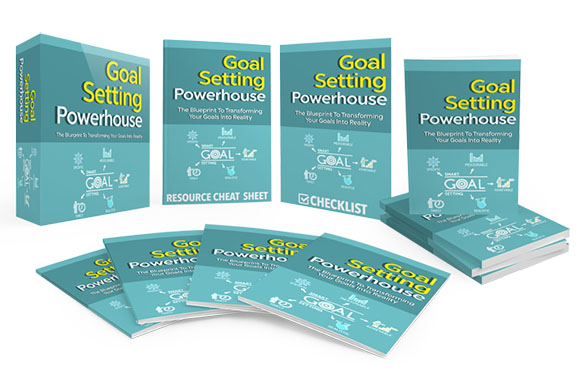 Goal Setting Powerhouse Upgrade Package