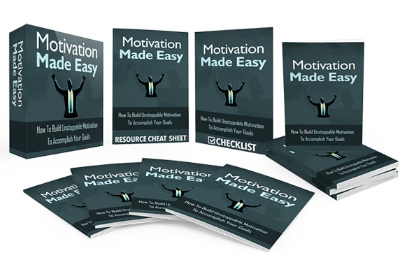 Motivation Made Easy Upgrade Package