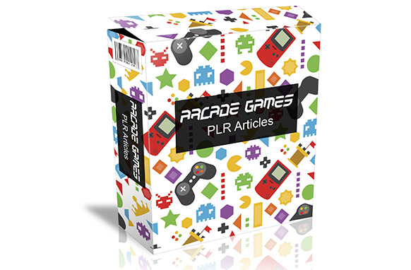 Arcade Games PLR Articles