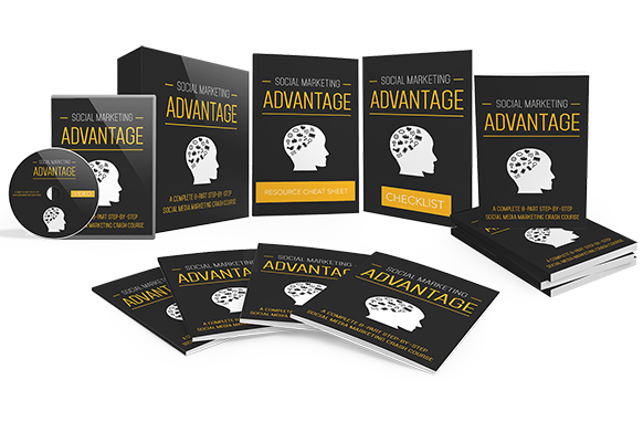 Social Marketing Advantage Upgrade Package