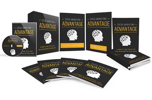 Social Marketing Advantage Upgrade Package