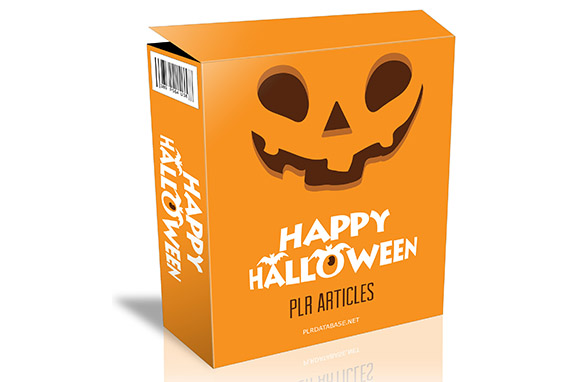 Happy Halloween PLR Articles