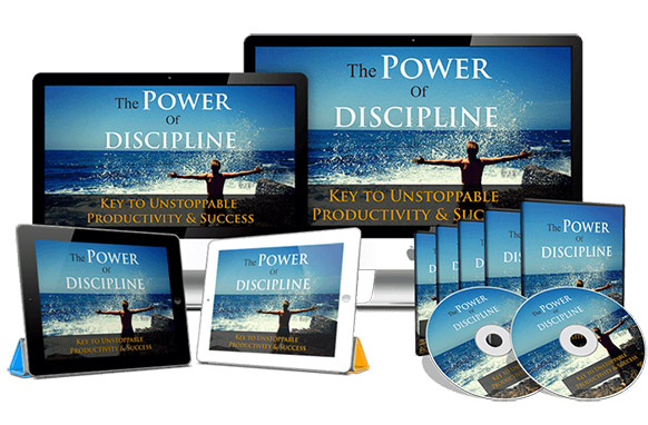 Power Of Discipline Upgrade Package