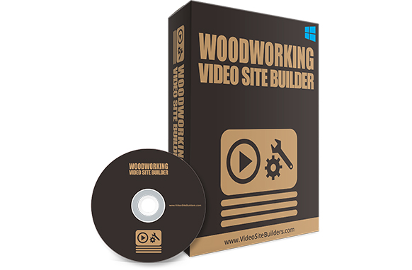 Woodworking Video Site Builder