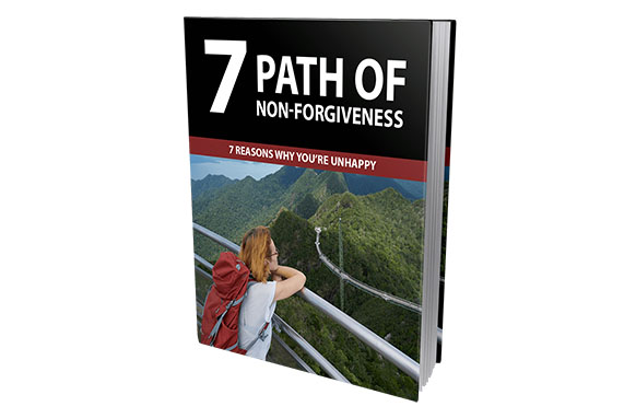 7 Paths Of Non-Forgiveness