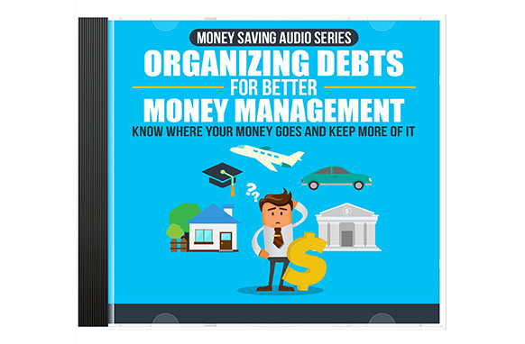 Organizing Debts For Better Money Management