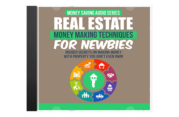 Real Estate Money Making Techniques For Newbies