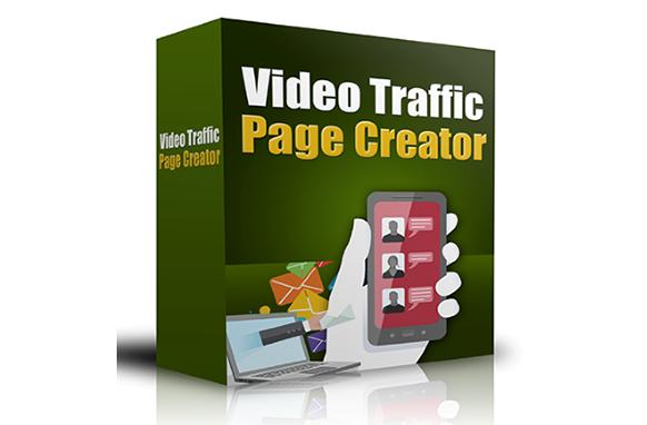 Video Traffic Page Creator