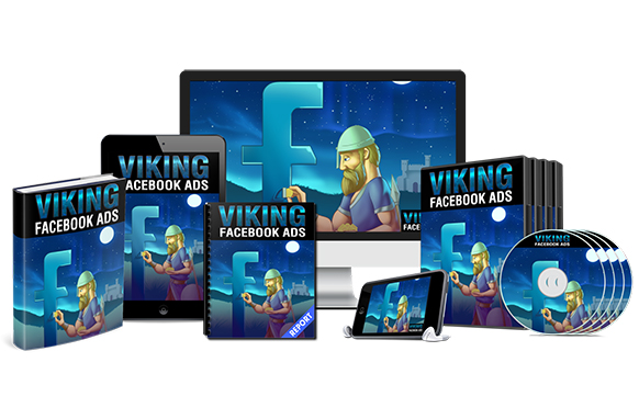 Viking Facebook Ads