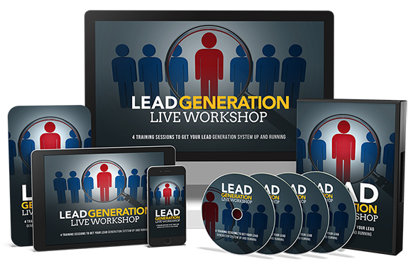 Lead Generation Live Workshop
