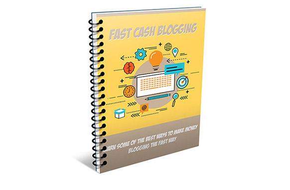 Fast Cash Blogging