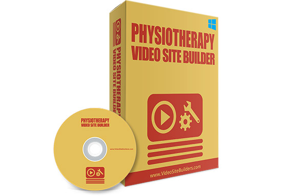 Physiotherapy Video Site Builder