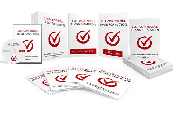 Self Confidence Transformation Upgrade Package