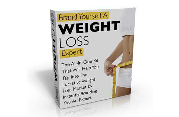 Brand Yourself a Weight Loss Expert