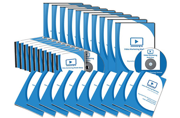 Video Marketing Made Easy Upgrade Package