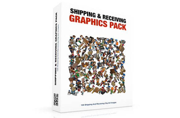 Shipping and Receiving Graphics Pack