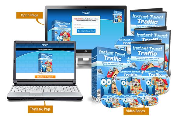Instant Tweet Traffic