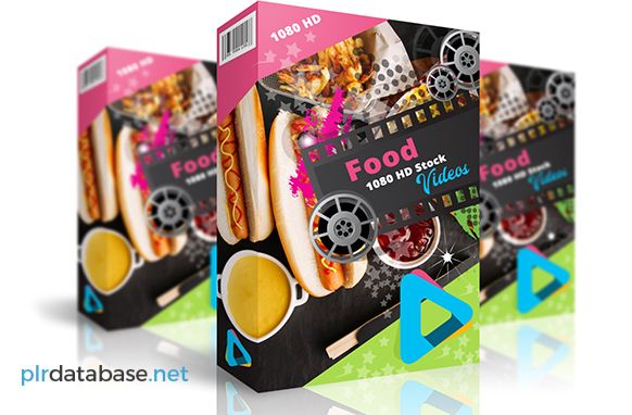 Food 1080 HD Stock Videos