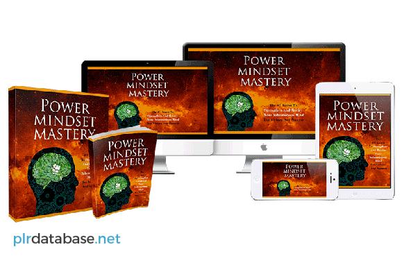Power Mindset Mastery