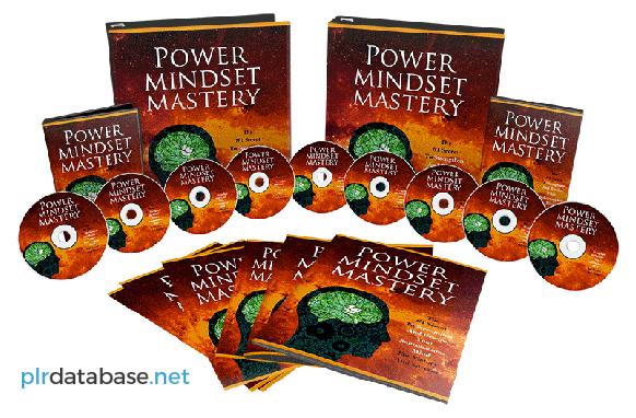 Power Mindset Mastery Upgrade Package