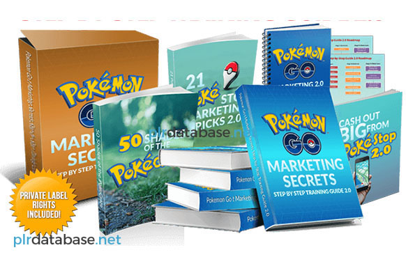 Pokemon Go Marketing Secrets Step-By-Step Training Guide 2.0