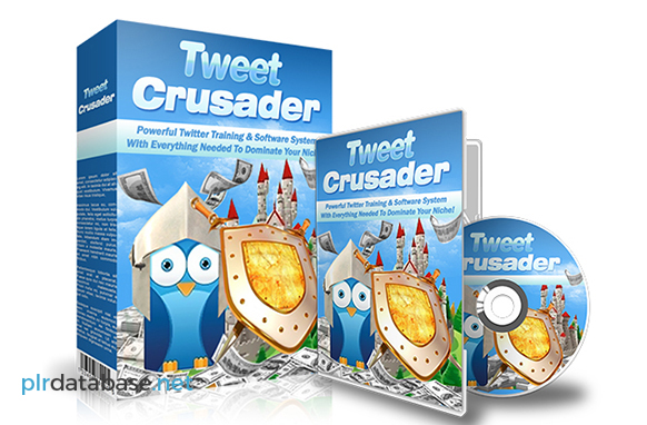 Tweet Crusader