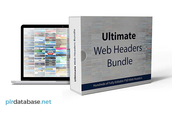Ultimate Web Headers Bundle