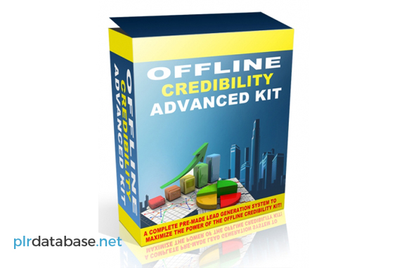 Offline Credibility Advanced Kit