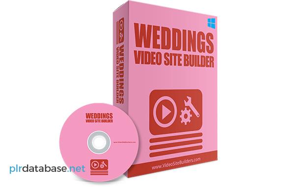 Weddings Video Site Builder
