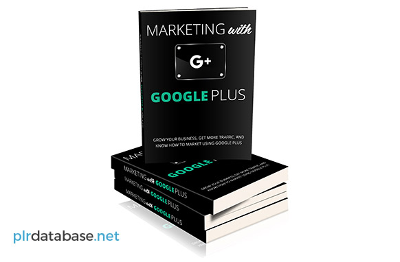 Marketing With Google Plus