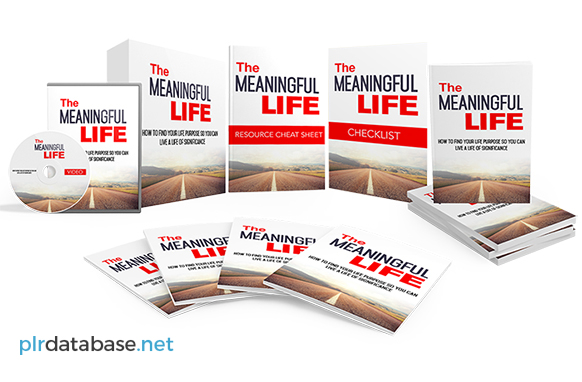 The Meaningful Life Upgrade Package