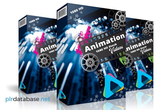 Animation 1080 HD Stock Videos
