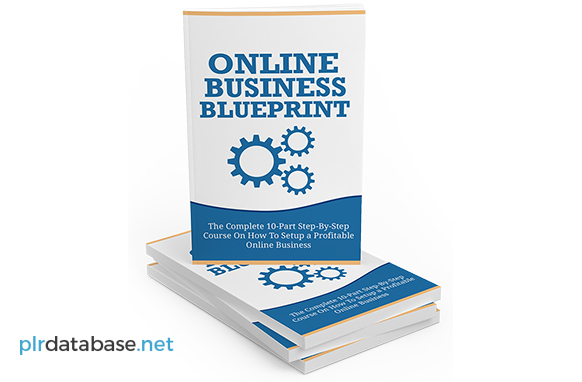 Online business blueprint plr database online business blueprintfeatured malvernweather Image collections