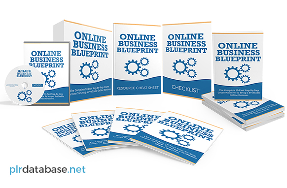 Online Business Blueprint Upgrade Package