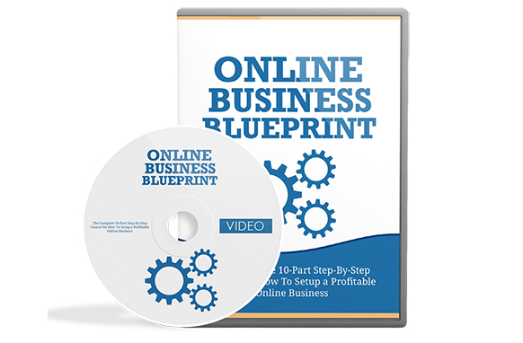 Online business blueprint upgrade package plr database description malvernweather Image collections